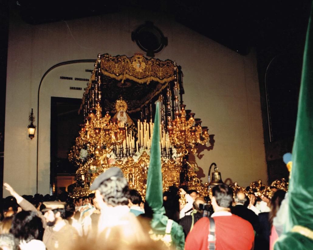 Jueves Santo de 1986