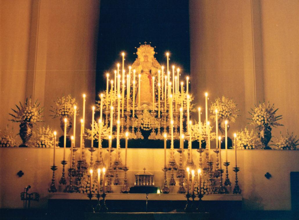Triduo de Coronación a María Santísima de la Esperanza